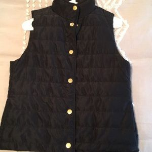 Michael Kors black vest